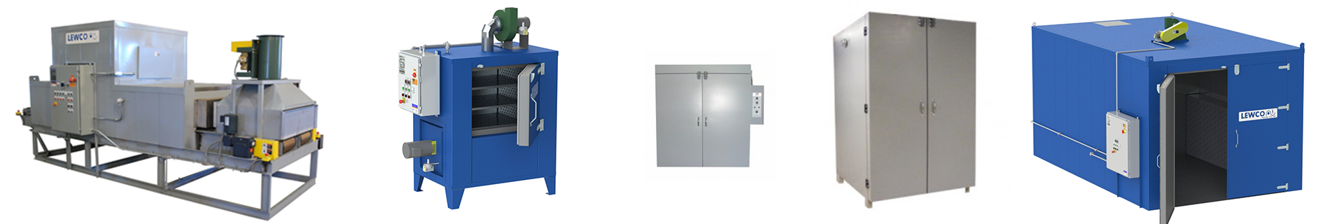 Industrial Ovens Manufacturers banner
