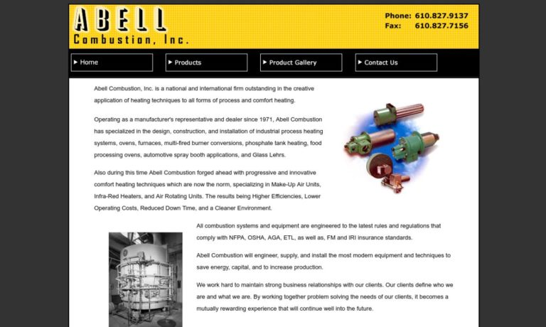 Abell Combustion Inc.