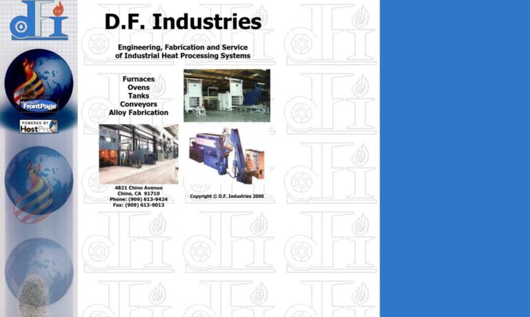 D.F. Industries Incorporated