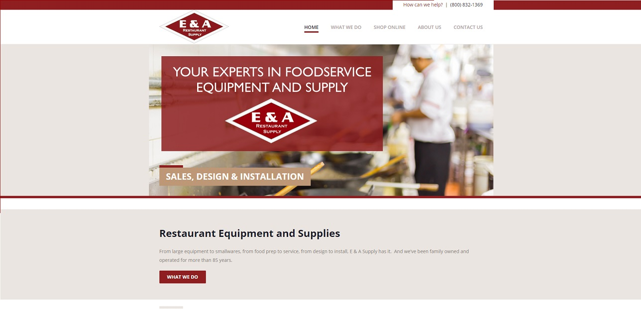 E & A Supply, Inc.