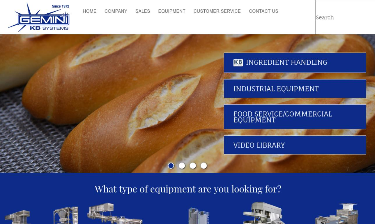 Gemini Bakery Equipment Company