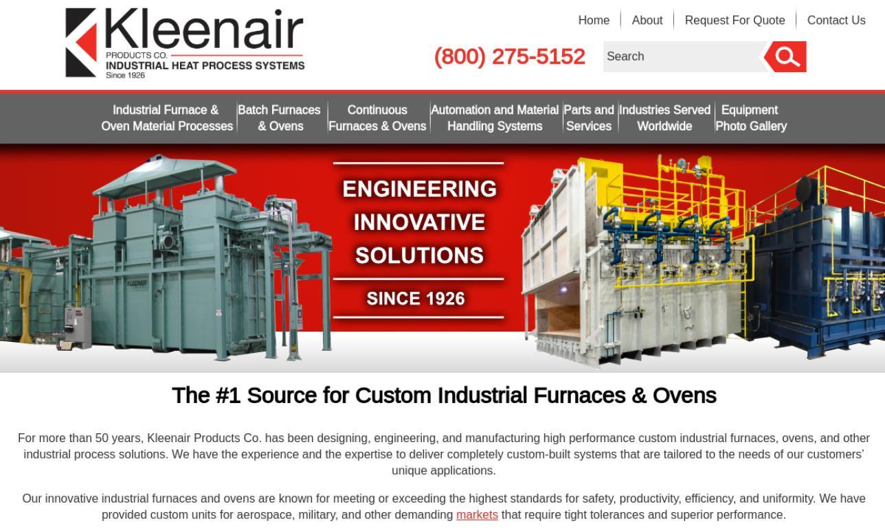 Kleenair Products Company