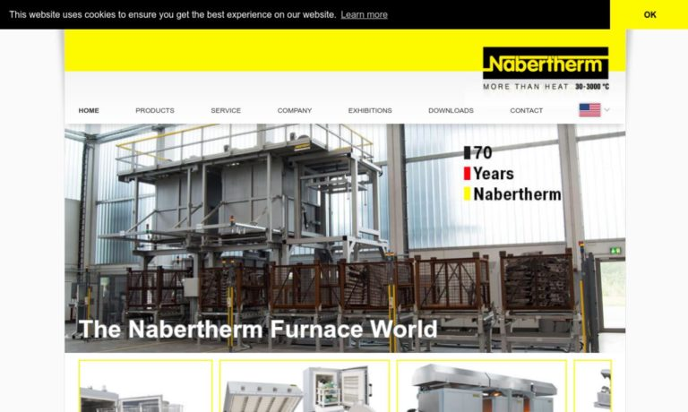 Nabertherm, Inc.