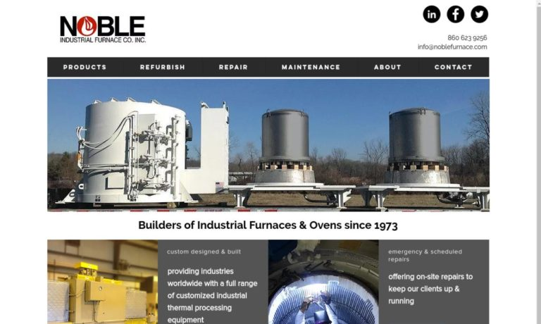 Noble Industrial Furnace Company, Inc.