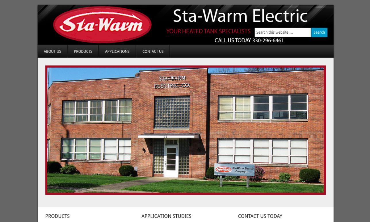 Sta-Warm Electric Co.