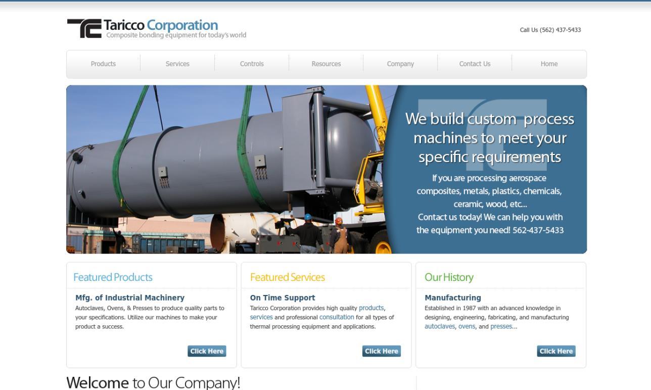 Taricco Corporation