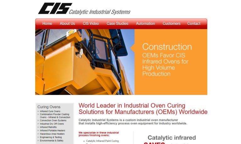 Catalytic Industrial Systems